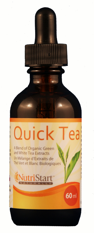 QuickTea White Tea Extract