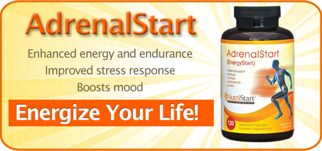 Adrenal Start NutriStart Energy Start