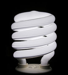 How to Safely Cleanup Broken Compact Fluorescent Bulbs