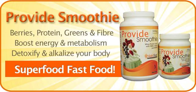 Provide Smoothie NutriStart