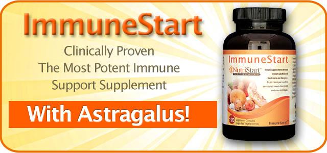 ImmuneStart Astragalus
